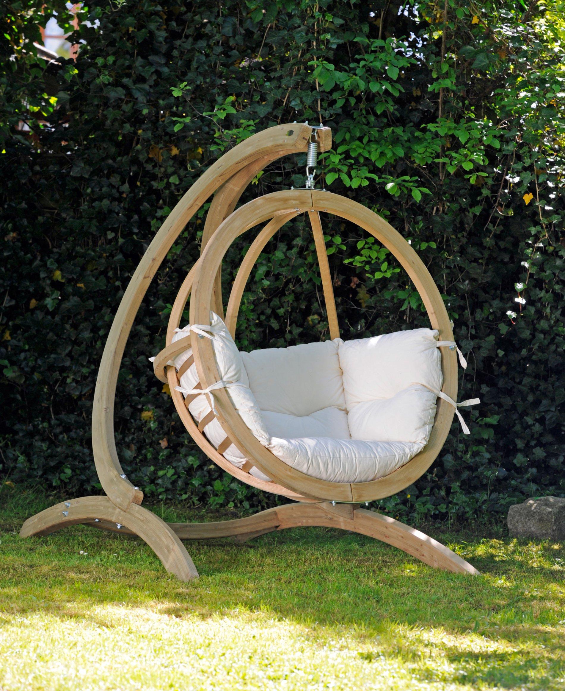 Globo Hangstoel Standaard.Stand For Globo Hanging Chair Webshop Swimmingpools Be
