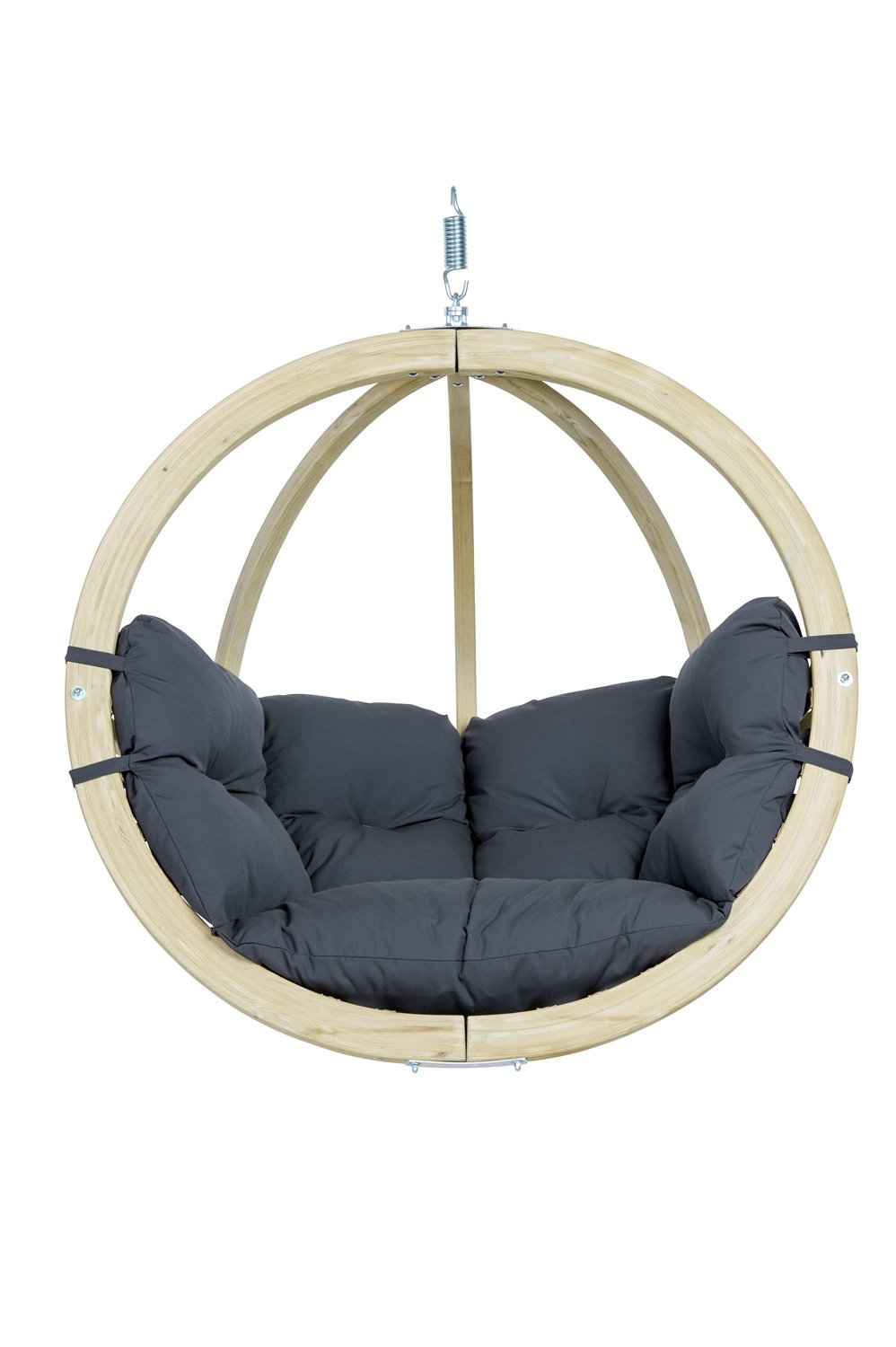 Hang Stoel Tuin.Hanging Chair For The Garden Anthracite Webshop Swimmingpools Be