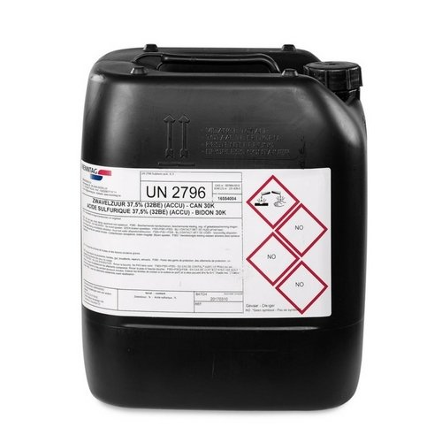 sulphuric acid for swimming pool  37.5%