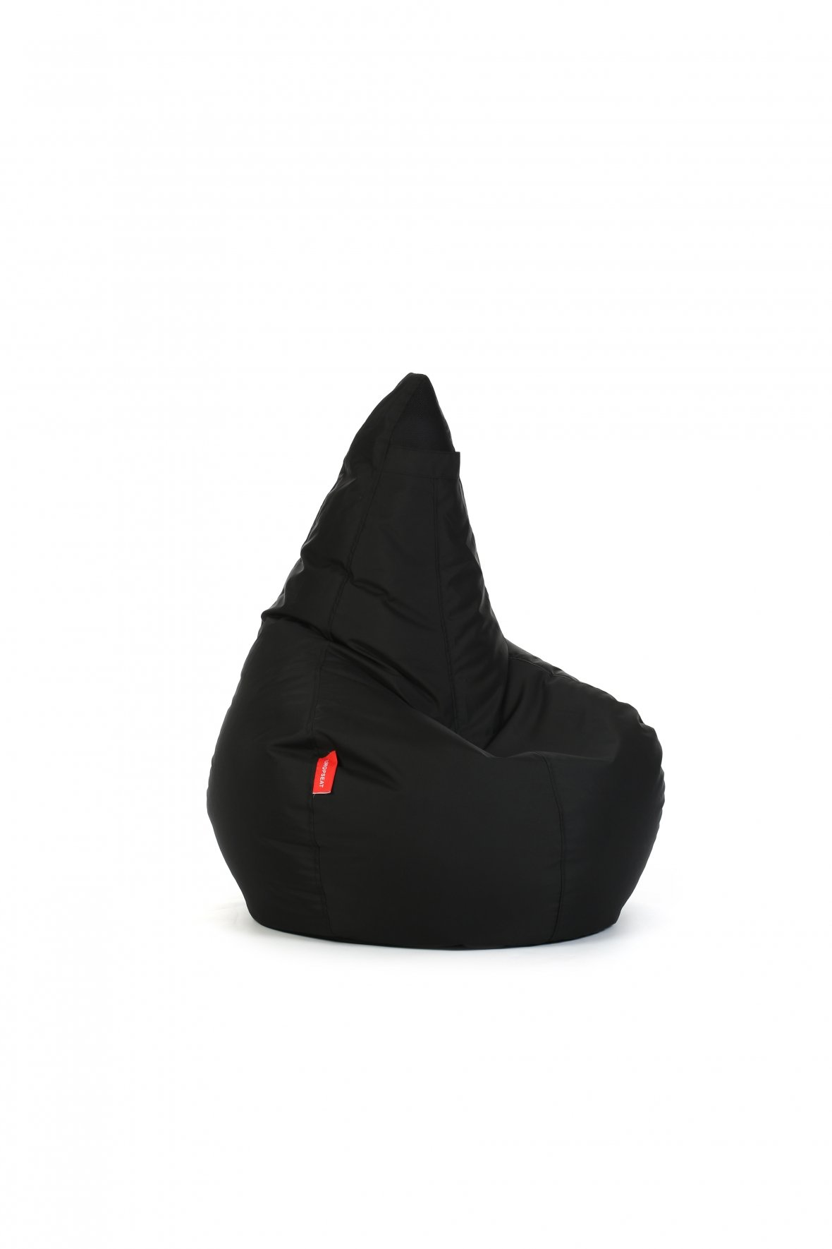 Black beanbag Dropseat