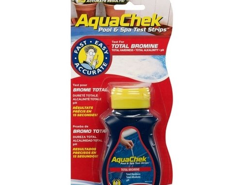 AquaChek Red 4-in-1 test strips
