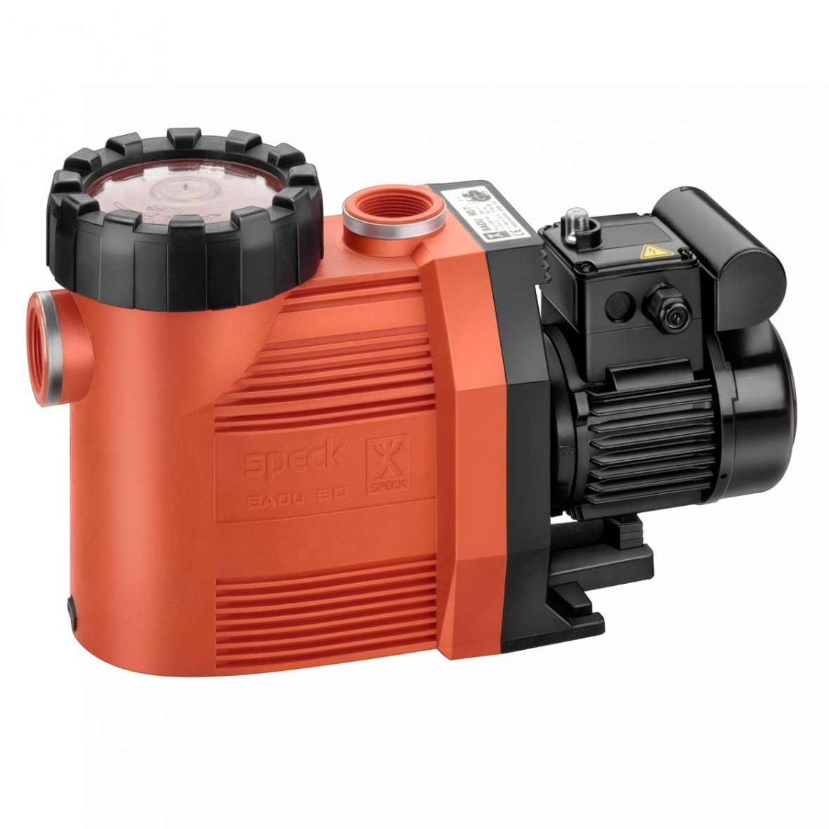 Badu 90/11 three-phase pool pump