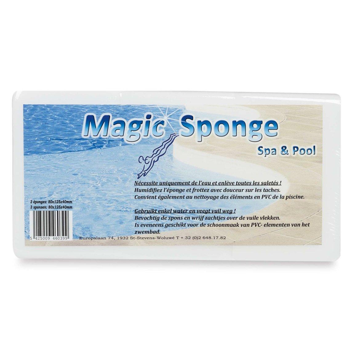 Magic sponge (set of 3)