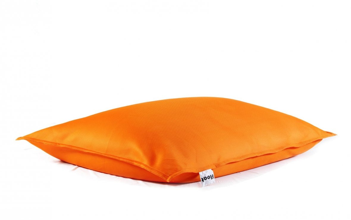 Orange Floating beanbag