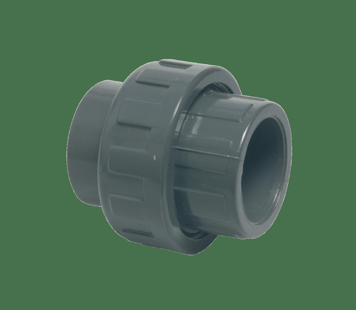 PVC coupling - ø 63 mm