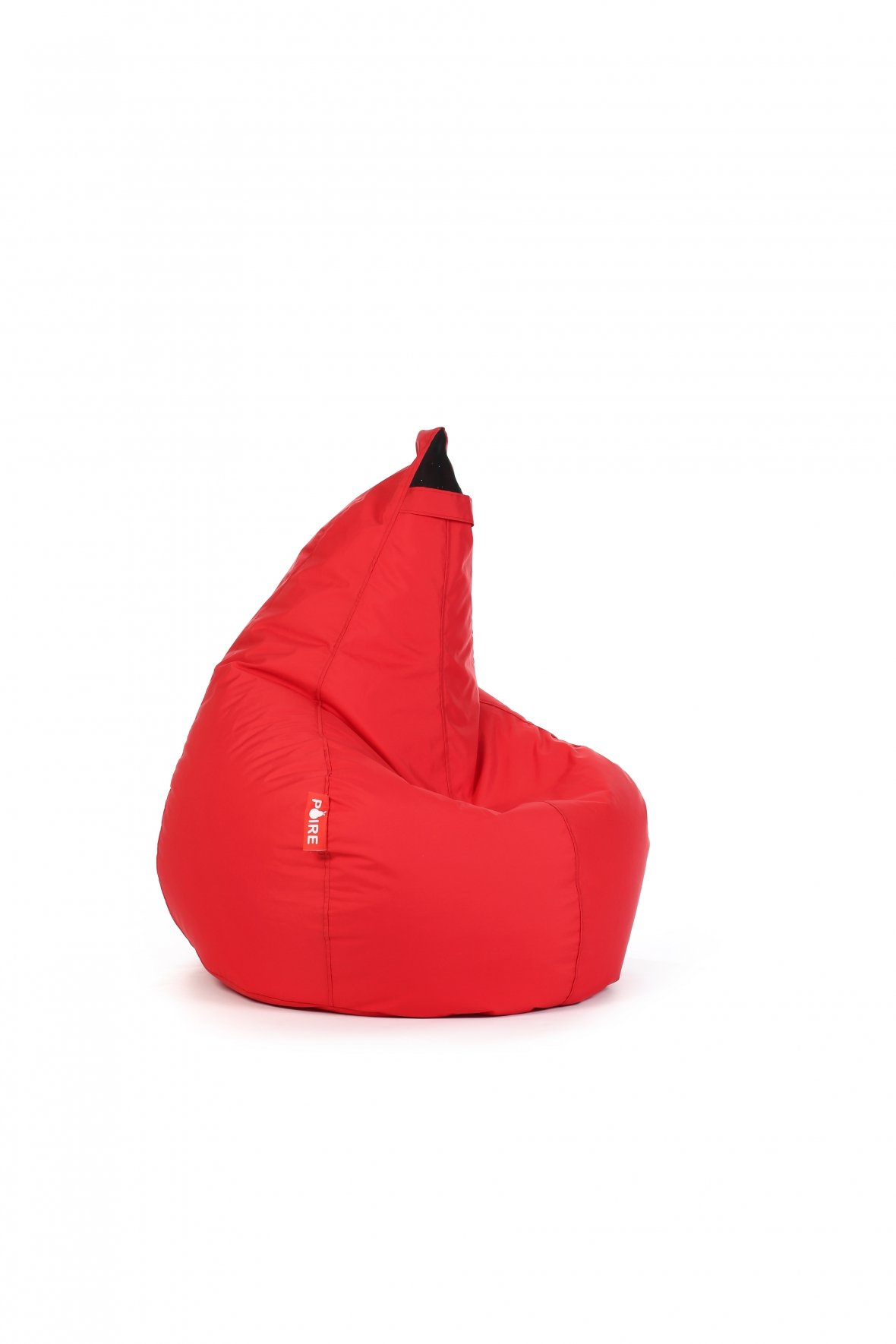 Beanbag Dropseat Red