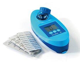 Scuba II Lovibond Electronic tester