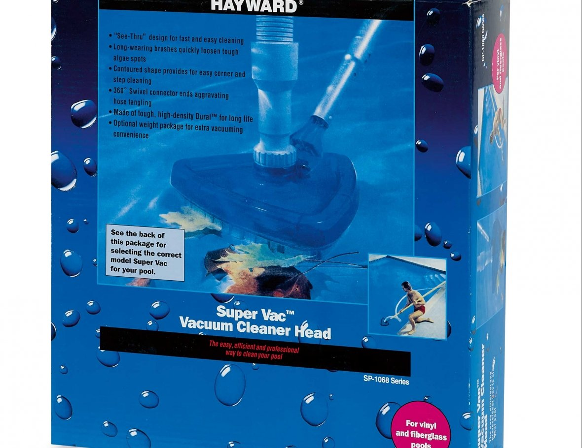 Super Vac pool cleaner