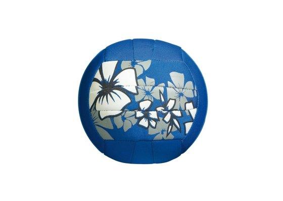Small blue beach ball