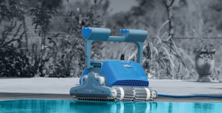 M400 dolphin Automatic pool robot