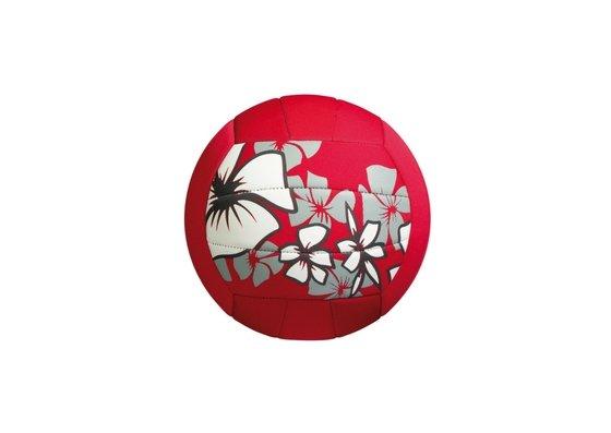 Small red beach ball