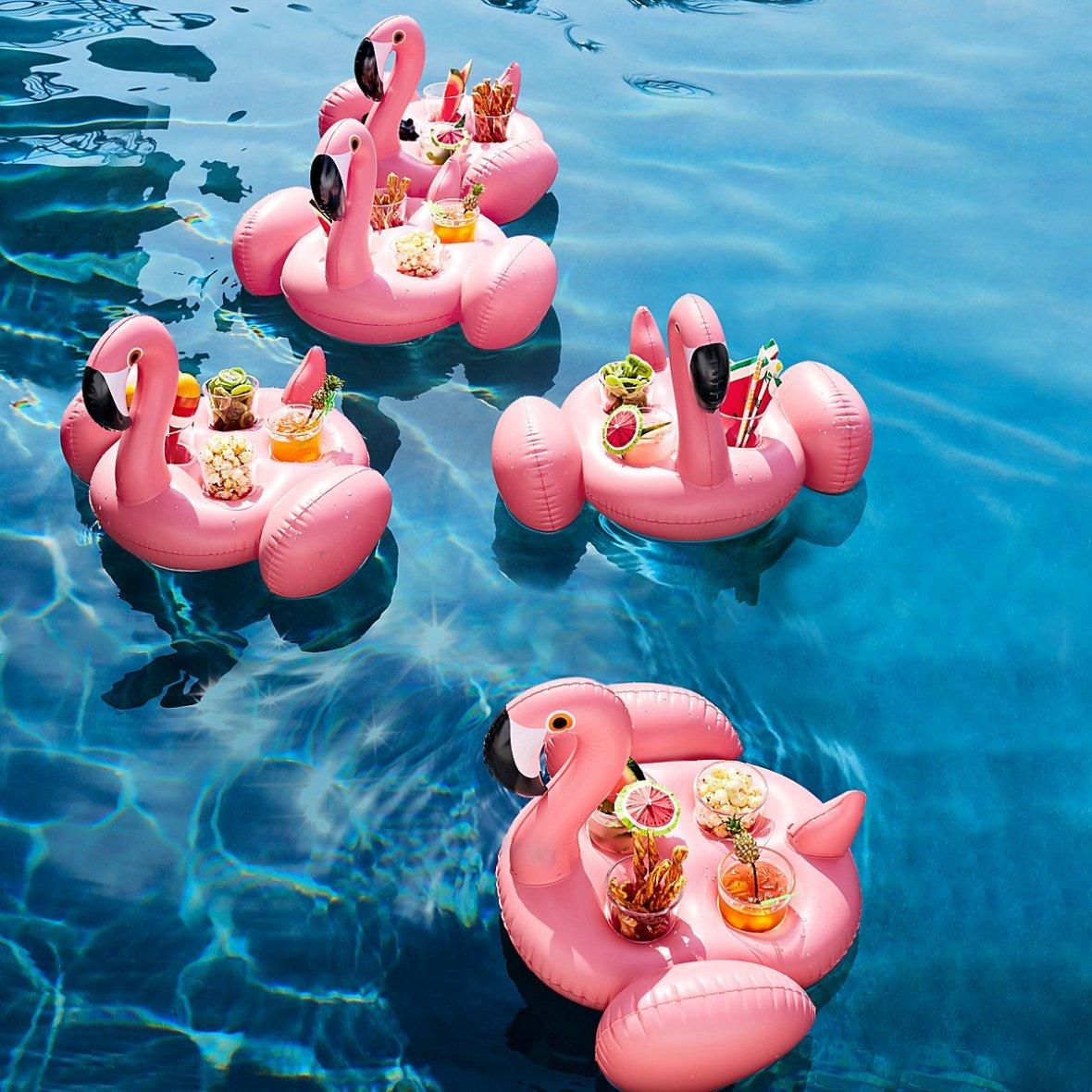 Flamingo drinks holder | Sunnylife