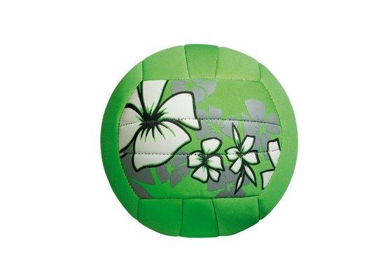 Small neopren beach ball, green