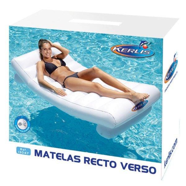 White air bed Recto/Verso