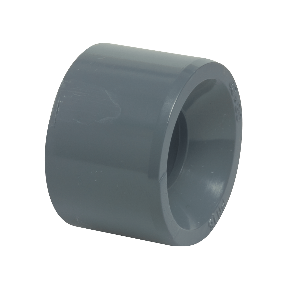 PVC reducer bushing - 63 mm x 6/4