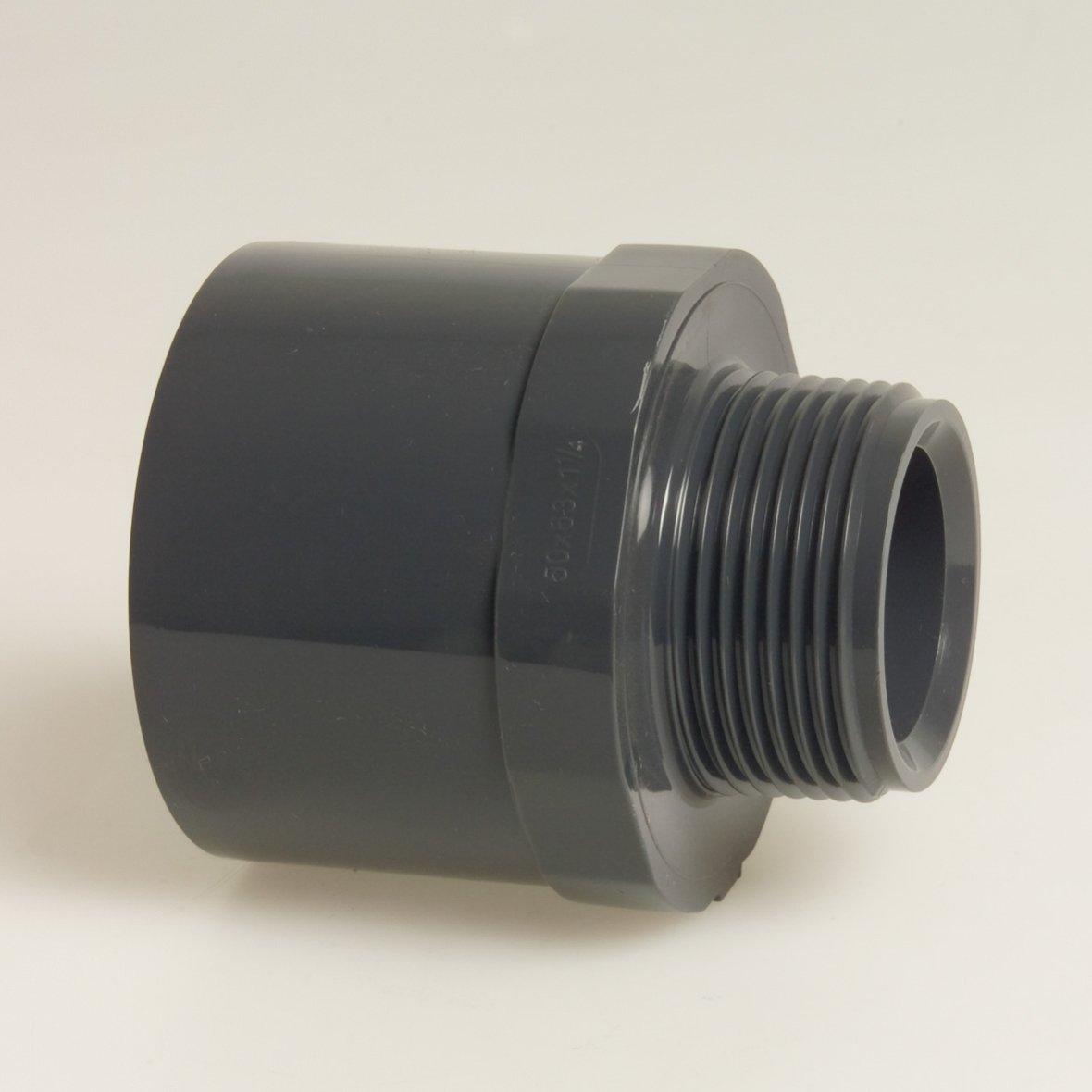 PVC adapter - ø 25 mm x 1/2