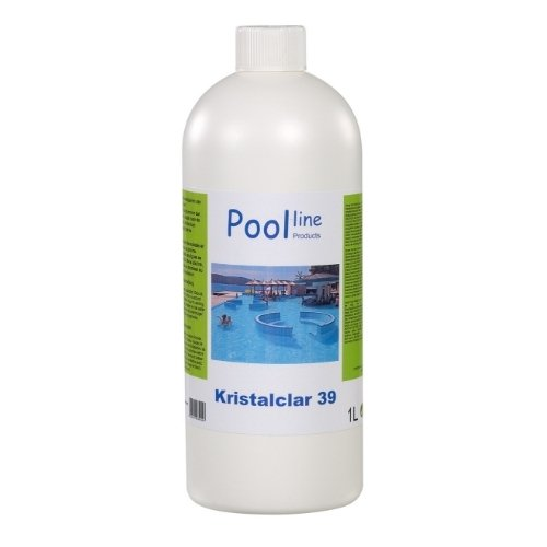 Poolline Kristalclar 39 1L
