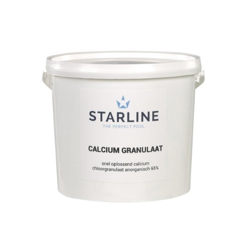 Starline Calcium chloorgranulaat 65% - 5 kg