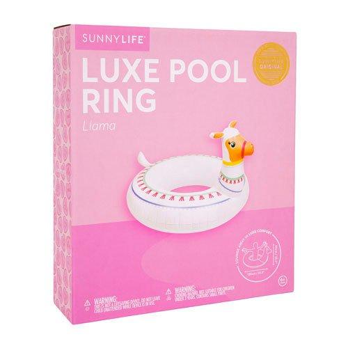 Luxe Pool Ring | Alpaca