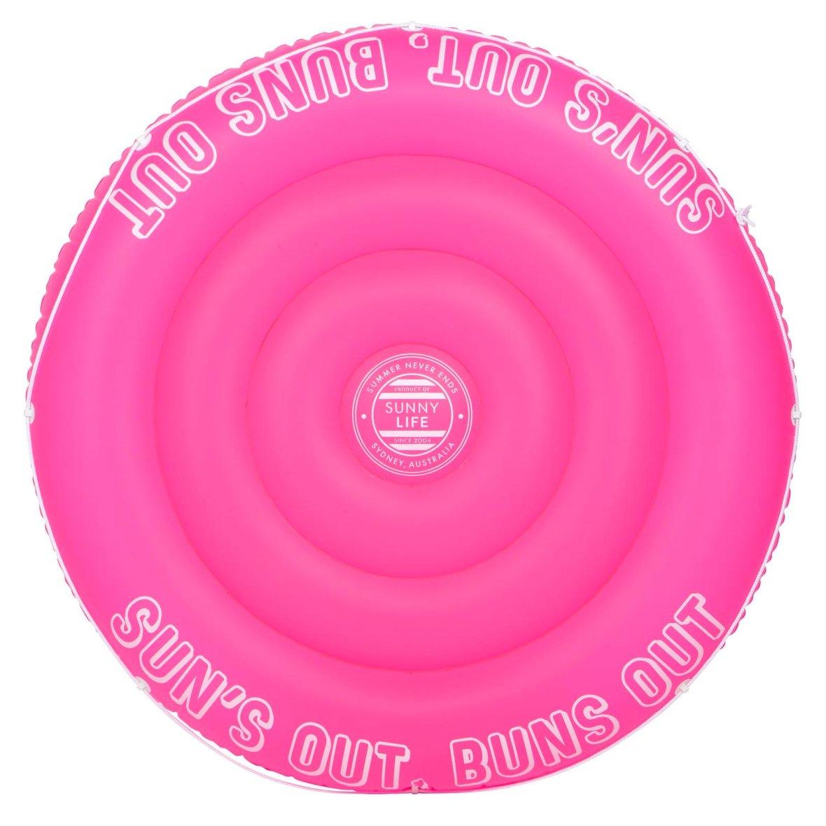 Twin Float   Neon Pink