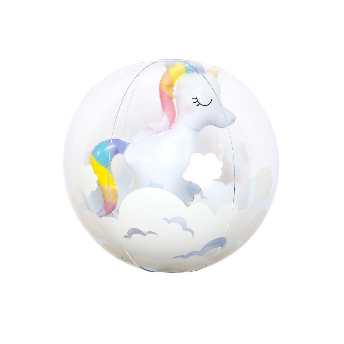 Inflatable Bach Ball   Unicorn 3D
