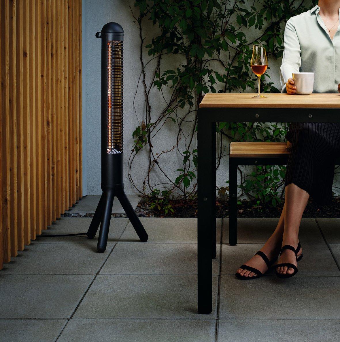 Eva Solo Electrical terrace heater - HeatUp Patio Heater