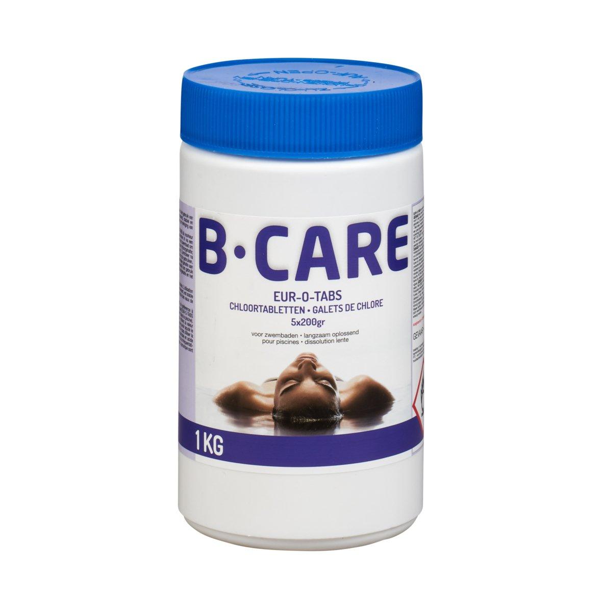 Chlorine B-care 1 kg 5 x 200 g