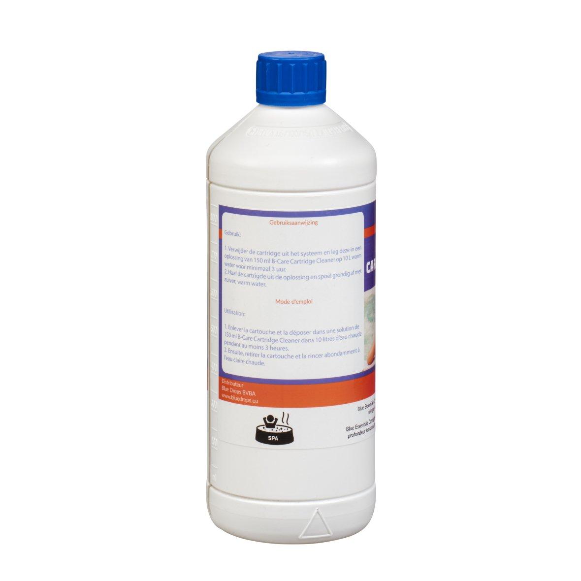 Spa jacuzzi filter Cartridge cleaner 1L