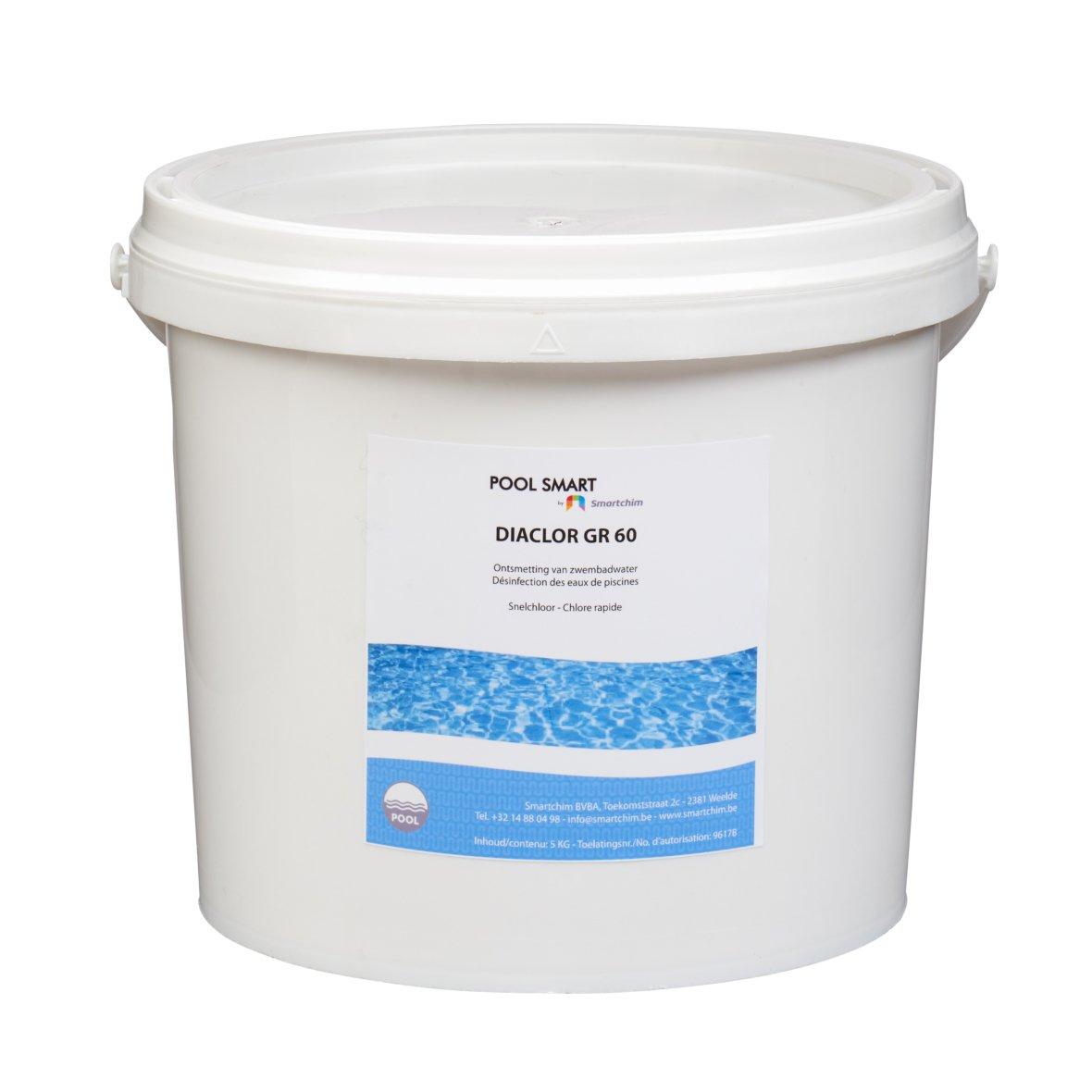 5kg Chlorine granules