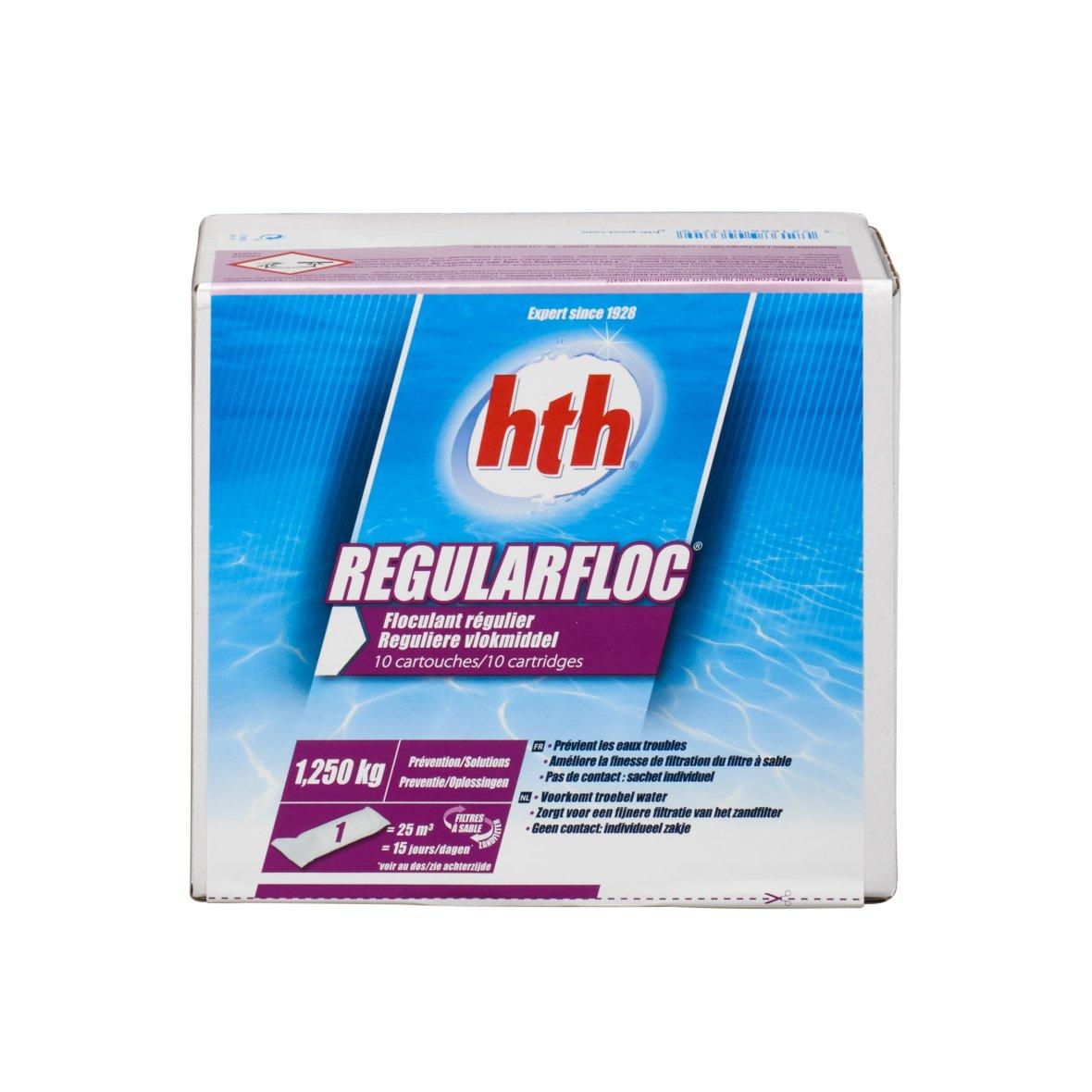 Flocculant HTH Regular Floc FloxFix
