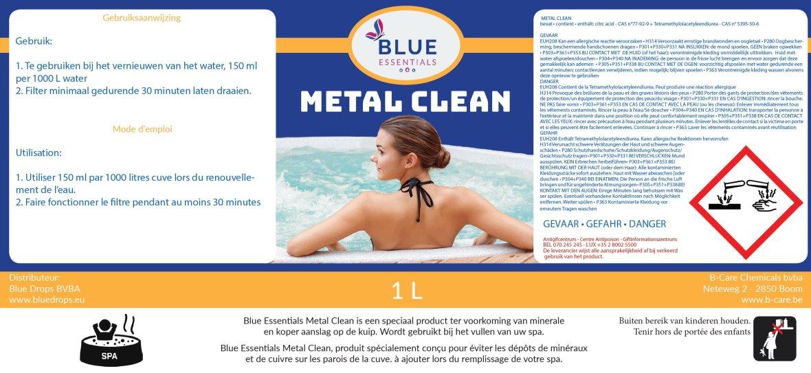 Metal Clean Spa 1L