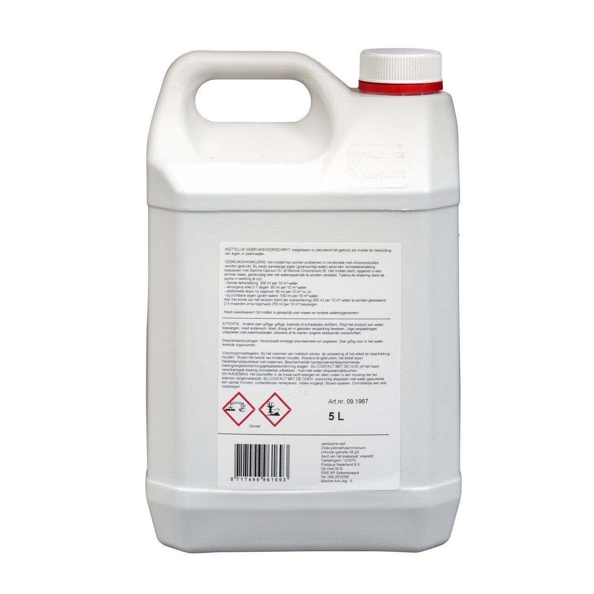Starline Anti Algen - 5L