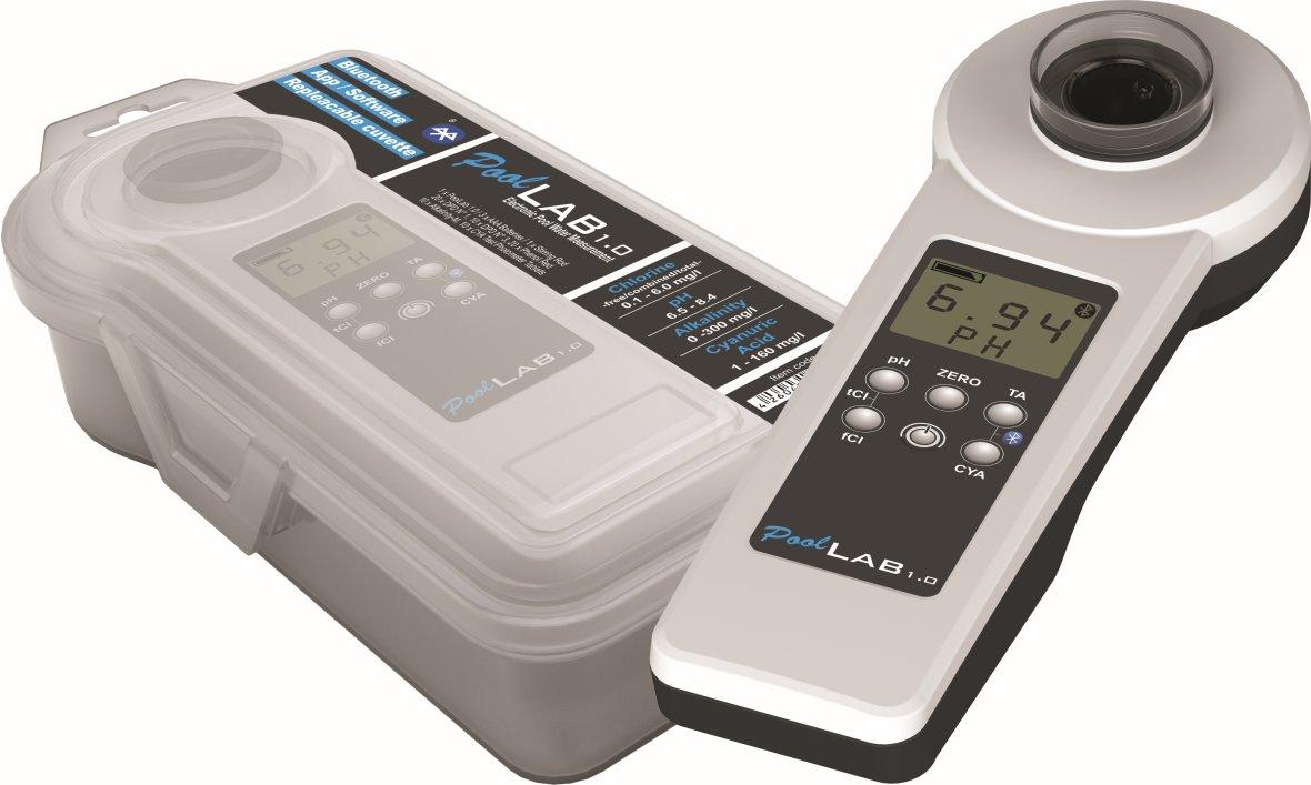 Pool Lab 1.0 Electronic tester