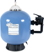 TR 40 is a polyester sand filter