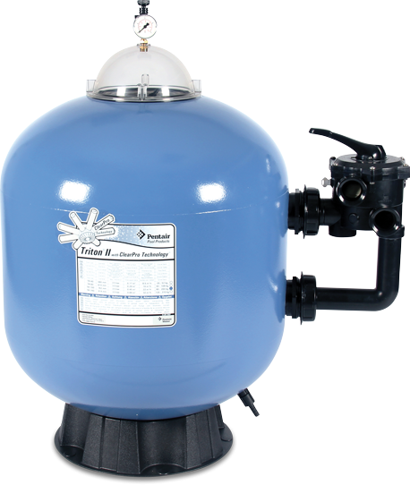 Benefits of a sand filter