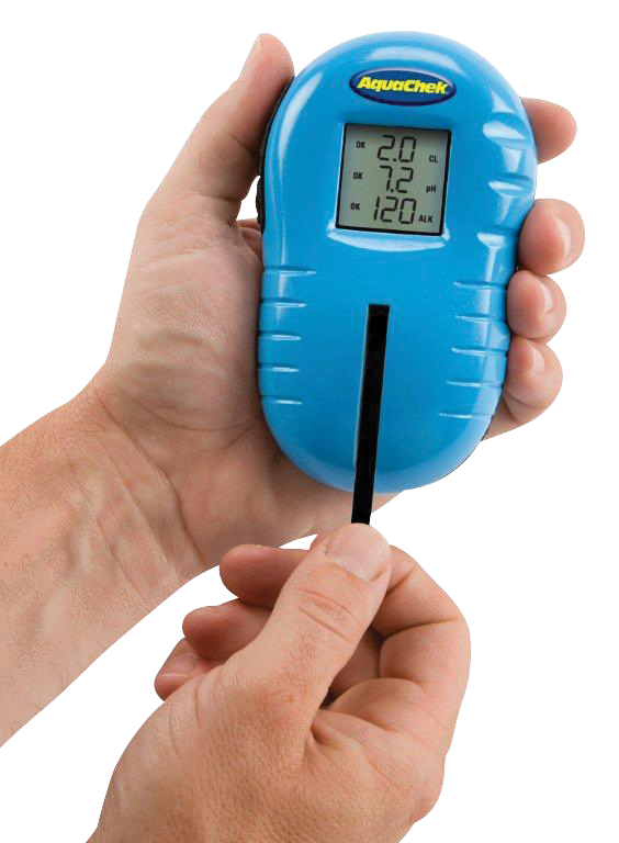 Aquachek Digitale water tester