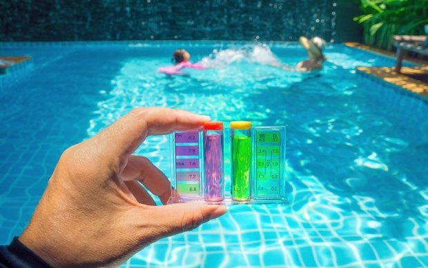 how to measure the ph level swimming pools webshop