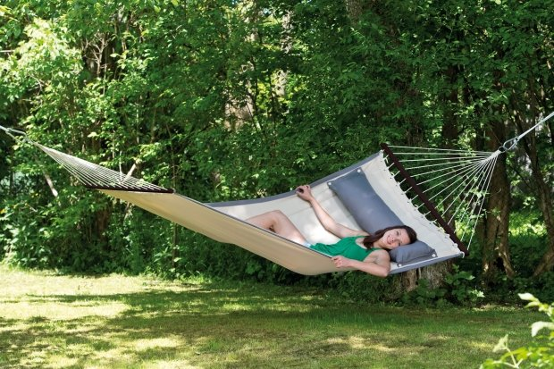Where should you hang your hammock?