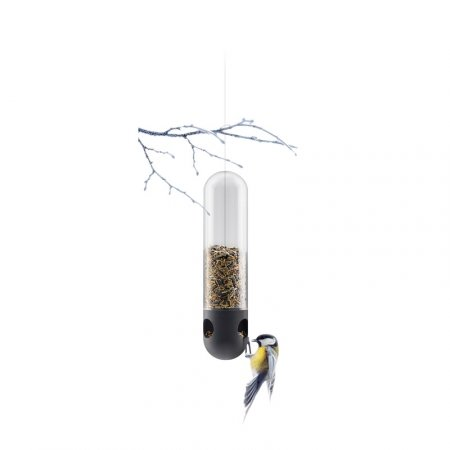 Bird feeder tube
