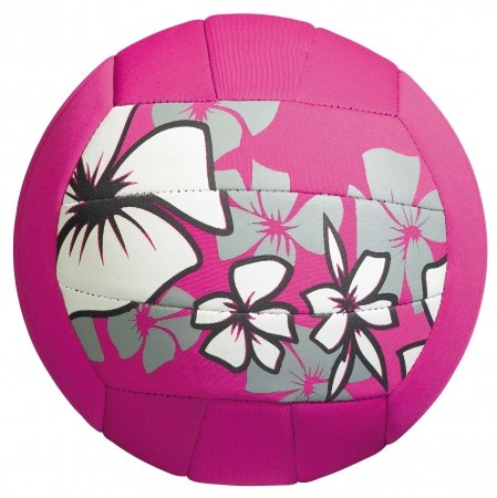 Large neopren beach ball, pink