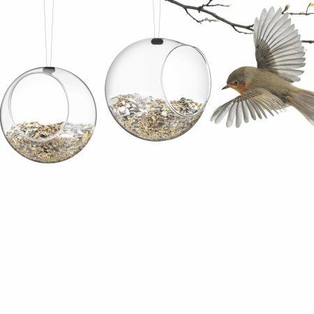 Mini bird feeder