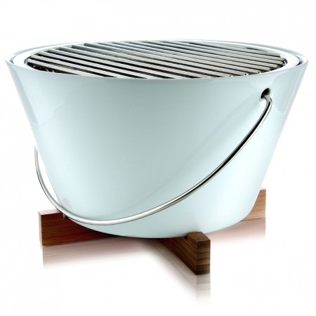 Table BBQ Grill White