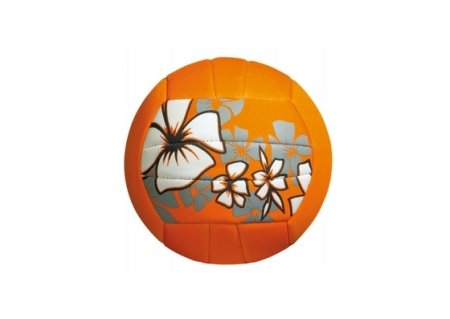 Small orange beach ball