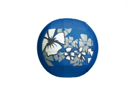 Small blue beach ball