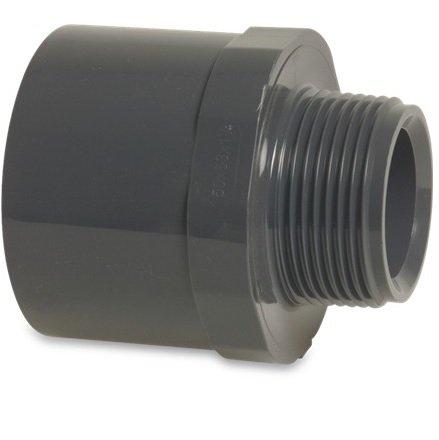BON POOL Pièce en T 90 ° PVC 50 x ½ x 50mm