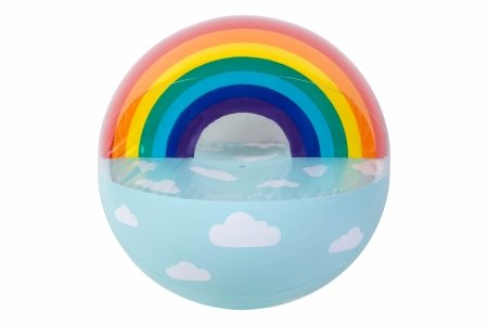 XL Beach Ball | Rainbow