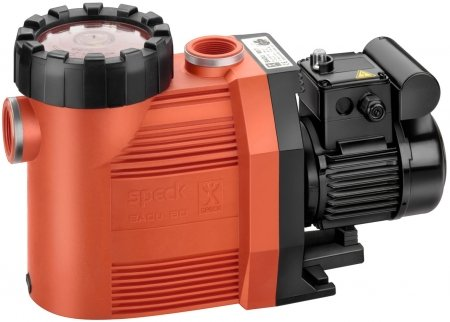 Badu 90/7 three-phase swimming pool pump
