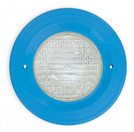Halogen lamp for pools