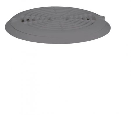 Aquareva vacuum bottom drain anthracite