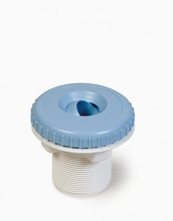 Aquareva pool water inlet in light blue